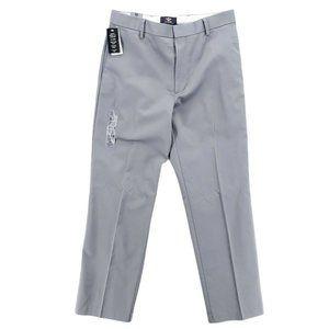 Dockers D2 Straight Essential Khaki Pants Gray